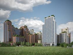 CITY PARK — элитный ЖК на Пресне 1-комнатные квартиры в Москве от 9,8 млн